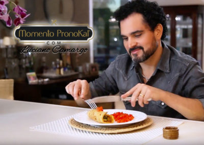 Crepe de Legumes Pronokal
