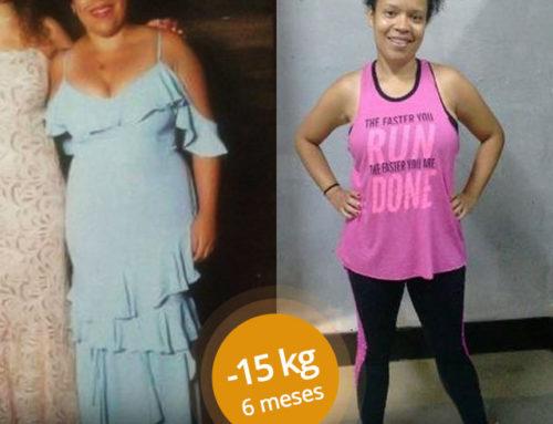 #MeuSucessoPronoKal: perder 15kg em 6 meses? A Joanes conseguiu com nosso Método!