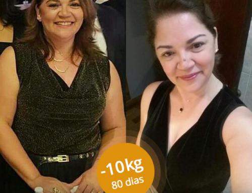 #MeuSucessoPronoKal: A Dulce emagreceu 10kg com o Método!