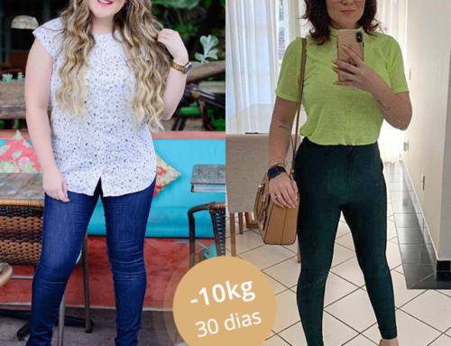 #MeuSucessoPronoKal: A Michelle perdeu 10kg em apenas 30 dias!