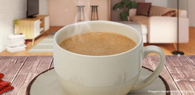 Receita Cappuccino PronoKal