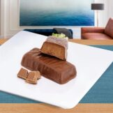 Barrinha Proteica de Chocolate