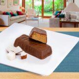 Barrinha Proteica de Chocolate sabor Coco PronoKal
