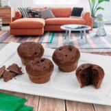 Minibolo sabor Chocolate e Canela PronoKal - Dieta Cetogênica